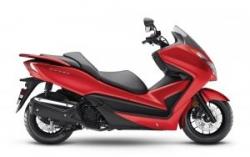 Honda Forza Motorscooter