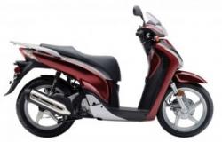 Honda SH150i Motor Scooter
