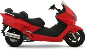 Honda Reflex Sport Motor Scooter