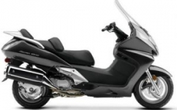 Silver Wing Motorscooter